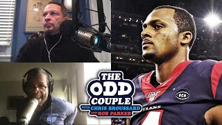 Chris Broussard & Rob Parker -  Should Deshaun Watson Have Taken a Plea Deal, Guilty or Not?