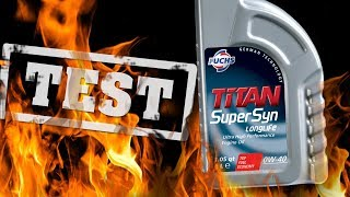 Fuchs Titan SuperSyn longlife 0W40 Który olej silnikowy jest najlepszy?