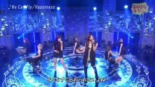 20150614  Happiness - We Can Fly  (あけるなキケン)