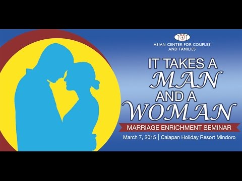 ACCF : MARRIAGE ENRICHMENT MINDORO MARCH 2015