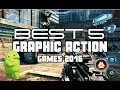 #18 Best 5 High Graphic Action Games on Android 2016! - FULL HD
