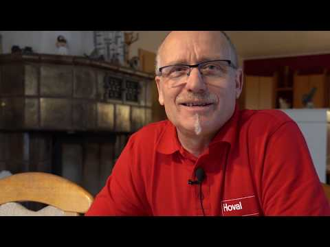 Hoval Kundendiensttechniker Erwin - unterwegs in der Obersteiermark