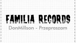 DonMillson - Przepraszam