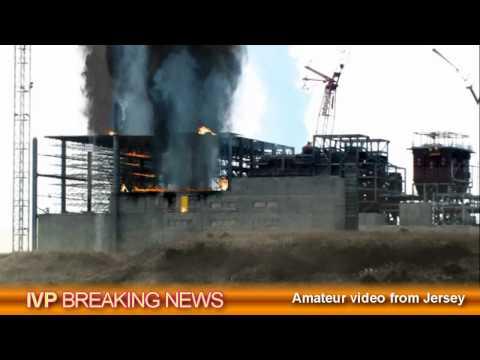 misterious incinerator fire
