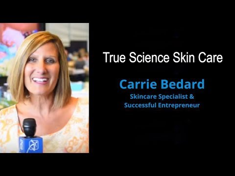 Carrie Bedard Elite Pro 7 talks about Nrf2 Skincare and Busi