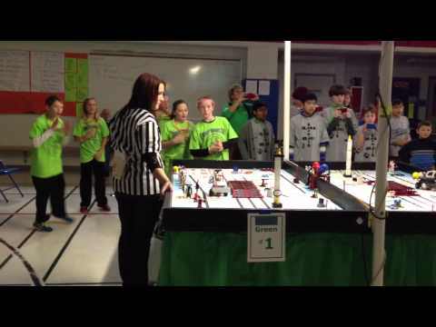 Red Pine Elementary School's Second Victory in Head to Head