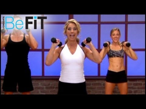 Fat Burning Cardio Strength With Denise Austin