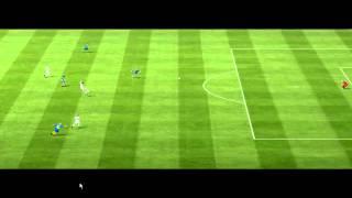 Goal by Zahorski Fifa 11 Górnik Zabrze - Arka Gdynia