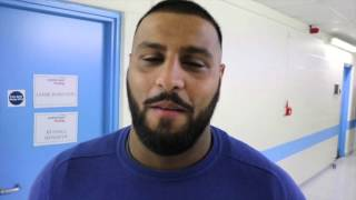 NUMBER 1 BRITISH PAKISTANI HEAVYWEIGHT KASH ALI TALKS TYSON FURY v WLAIDIMIR KLITSCHKO
