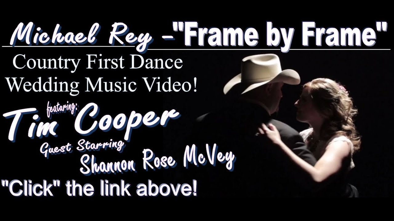 Best Fatherdaughter First Dance Country Wedding Song Frame By