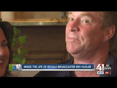 Kansas City Royals color commentator Rex Hudler talks family, fanhood and - of course - baseball