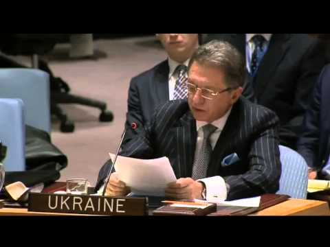 Ukraine to Russia in UN: What are your troops doing in eastern Ukraine?