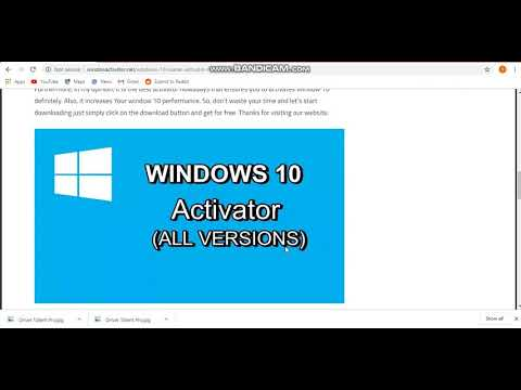 Window 10 Loader by DAZ | Window 10 Activivation Without