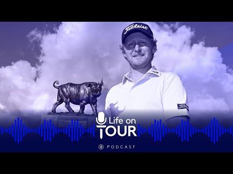 Justin Harding - The Iron Man | Life on Tour Podcast