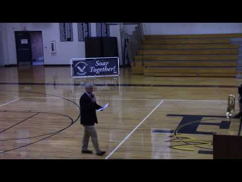 Fayetteville Academy 2017 Veteran's Day Assembly