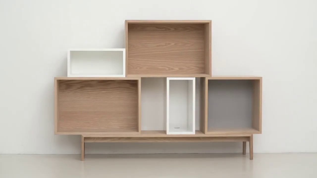 Discover The Modular Muuto Stacked Shelving System At Nestcouk