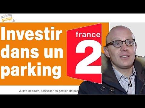 Investir dans un parking-Journal Télévisé-France 2