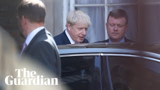 Boris Johnson delivers first speech as prime minister at 10 Downing Street - watch live