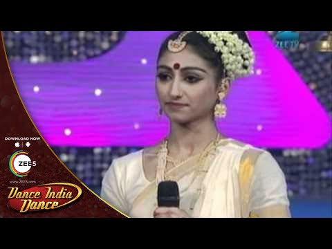 Dance India Dance Season 3 March 31 '12 - Mohena