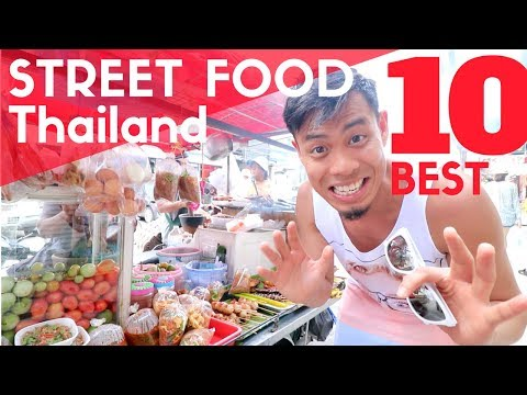 Thai Street Food | Top 10 Must-Try in Phuket