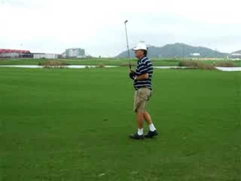 GolfingAsia.com.au at the Macau Orient Golf Club