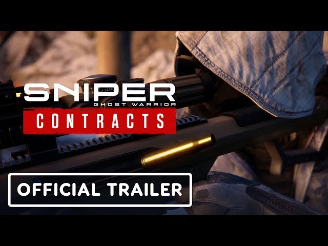 Sniper Ghost Warrior Contracts 2 (видео)