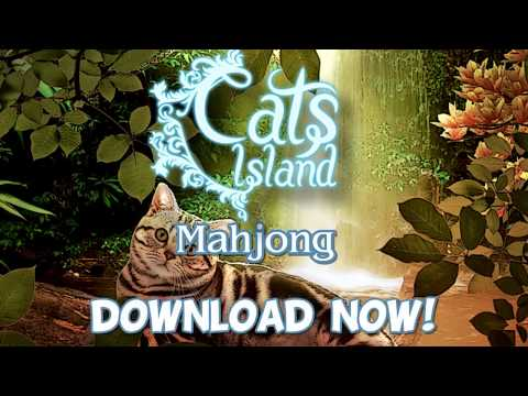 Hidden Mahjong - Cats Tropical Island Vacation (15)