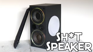 Introducing SH*T SPEAKER!