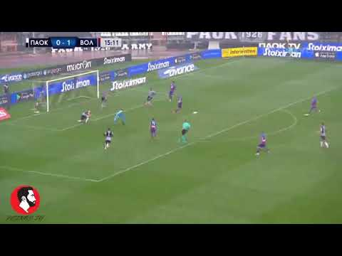 PAOK Niki Volos Goals And Highlights