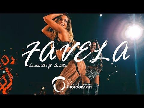 Favela - Ludmilla ft. Anitta (Gravação do DVD Hello Mundo - 14/02/2019) - 4K