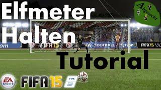 Fifa 16 Elfmeter halten Tutorial (Torwart) | + Torwart Tricks und Tanzen [Deutsch]