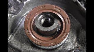видео Замена масляного насоса на ВАЗ 2108, 2109, 21099