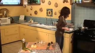 Fat Burning Detox - How To Make An Asparagus Salad With Lemon Vinaigrette.