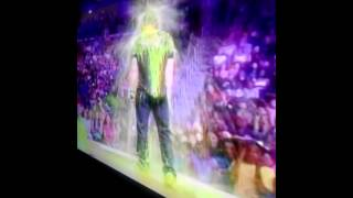 Mark Whalberg gets slimed at KCAs