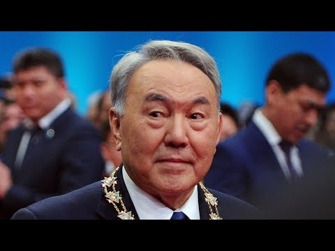 Kazakh president resigns after almost three decades in office
