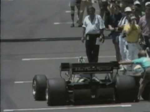 Mansell Passes Out - 1984 F1 Season