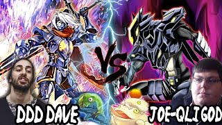 yugioh live duel d d d ddd dave vs toadally awesome hero joe qli god full commentary epic 2017