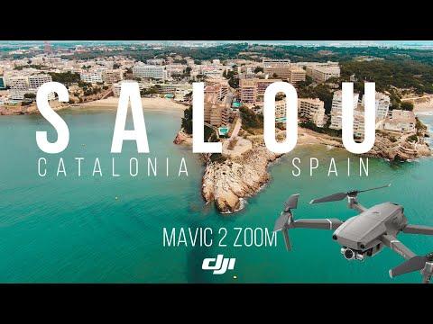Spain - Salou 4K Travel Drone Video | Catalonia Summer