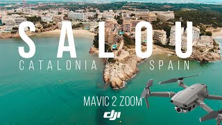 Spain - Salou 4K Travel Drone Video | Catalonia Summer