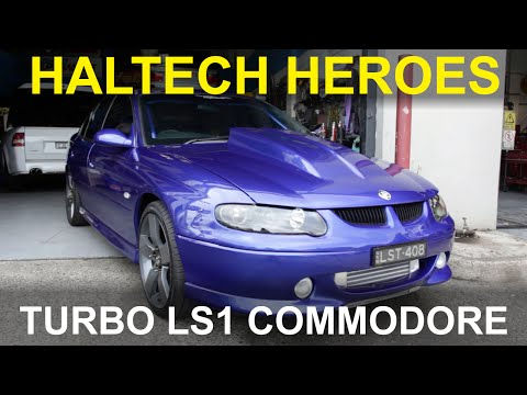 Castle Hill Performance 1000hp Commodore - Haltech Heroes