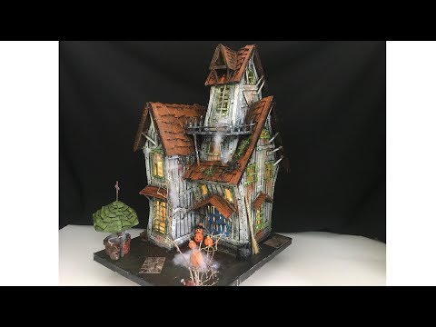 How To Do A Haunted House/Halloween