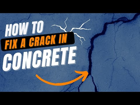 How To Fix In Concrete