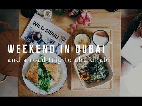WEEKEND IN DUBAI | Good Eatings