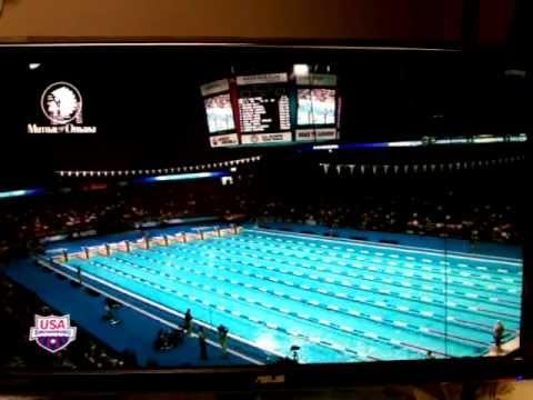 Olympic Trials in Omaha, Nebraska June 28, 2012  Swimming