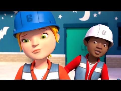 Bob The Builder 🛠⭐ Big Construction Fails | Mega Compilation! 🛠⭐Cartoons For Kids