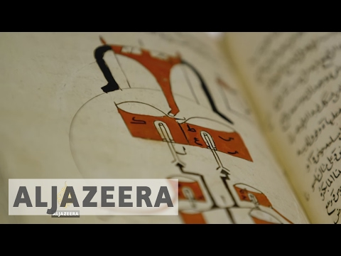 Science in a Golden Age - Pioneers of Engineering: Al-Jazari