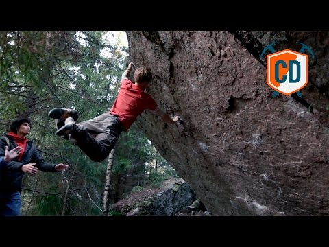 Exclusive Nalle Hukkataival Interview: The Lappnor Project | Climbing Daily Ep.912