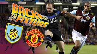 BACK TO THE FIXTURE | LIVE COVERAGE | Burnley v Man United 2009/10