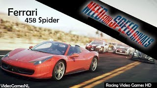Need For Speed: Rivals | Ferrari 458 Spider Gameplay | PS4