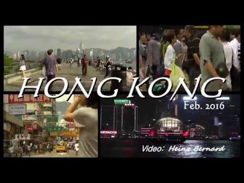 Hong Kong Trip Feb. 2016